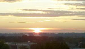 sunrise in sept